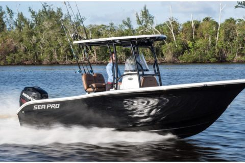 Atlantic Boats is now a Sea Pro Dealer!