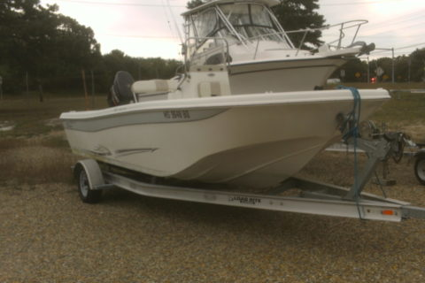 2014 Carolina Skiff 19 Ultra Elite Image