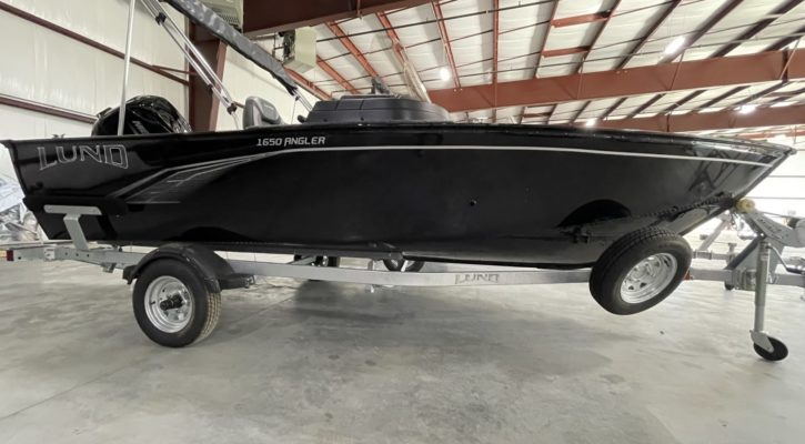 2022 LUND 1650 ANGLER SS Image